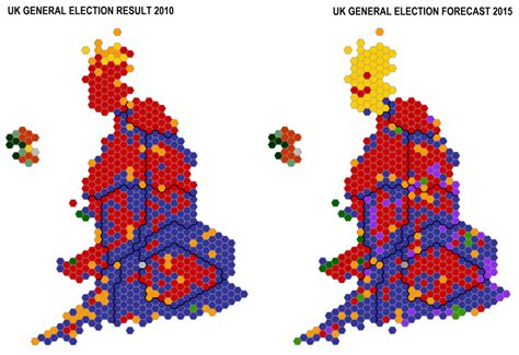 2015 uk election map forecasting the 2015 uk general election slugger o toole