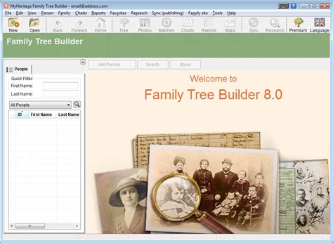 tree builder family tree builder 8 0