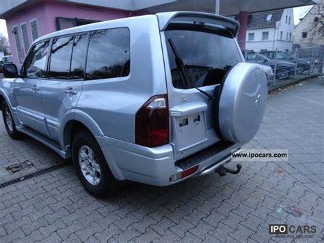 mitsubishi pickup 2005 2005 mitsubishi pajero 3 2 di d automatic dakar car