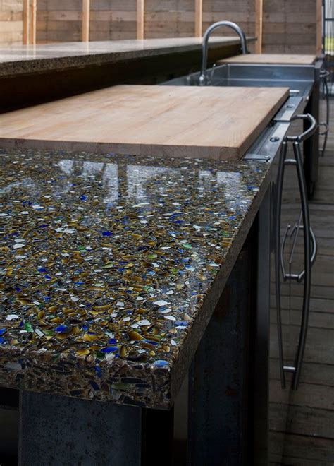 recycled glass mosaics the easy option plumbtile s blog 25 best ideas about recycled glass countertops on