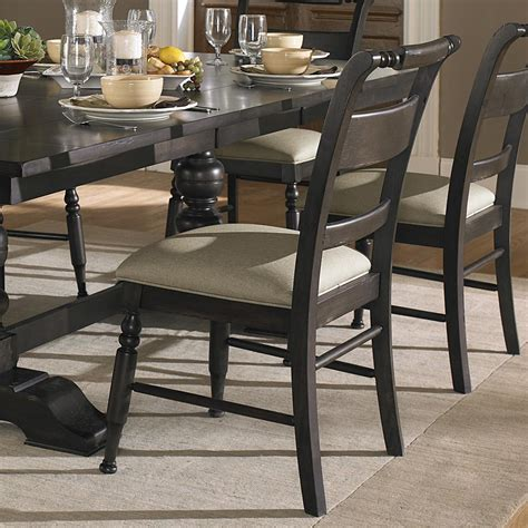 7 Piece Trestle Dining Room Table Set By Liberty Furniture Trestle Dining Room Table Sets