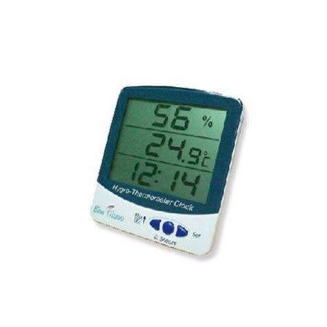 Jual Thermometer Hygrometer jual thermo hygrometer harga murah jakarta oleh cv