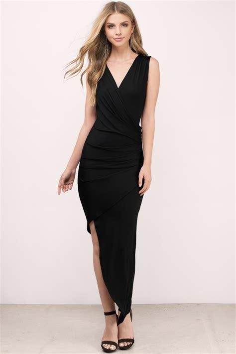 Id 217 Mix Color Dress Black olive maxi dress wrap dress green dress 29 00