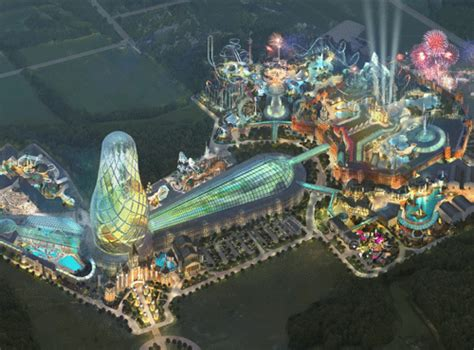 theme park feasibility study attractions management aecom will undertake feasibility