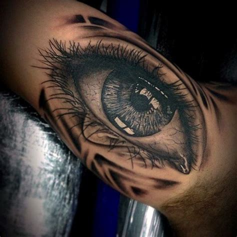 black eye tattoo top 100 eye designs for a complex look closer