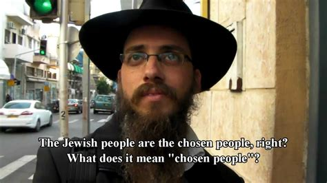 jews are not the chosen people real jew news are jews the chosen people and what does it mean youtube