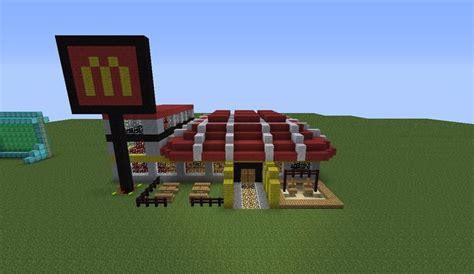 Cool Minecraft Decorations by Minecraft Mcdonald S 3 Cool Minecraft Ideas