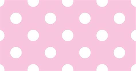 dot pattern screen lock for iphone large pink white polka dots iphone phone background