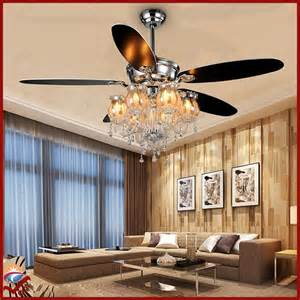 Ikea Ceiling Fan comprar 85 265 v led de lujo cristal ventilador de techo colgante ikea