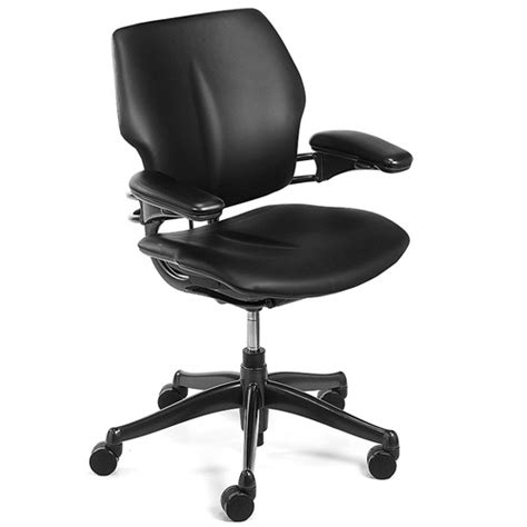 Freedom Chair Price humanscale freedom chair fully adjustable leather model