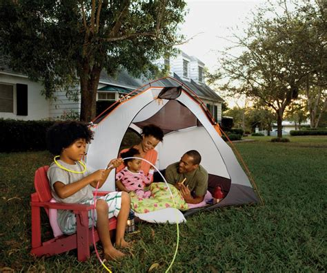 family backyard ideas 14 ideas for cing out in your backyard parenting