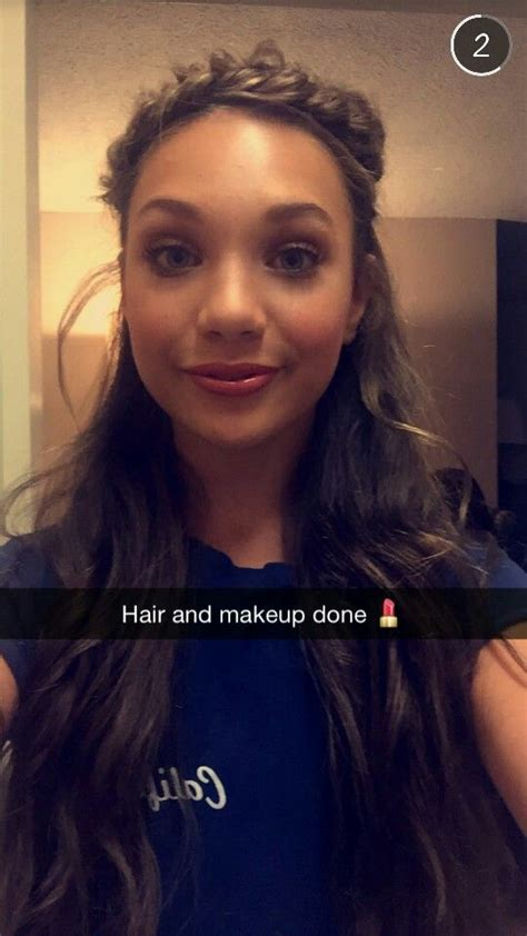 maddie dance moms hairstyle maddietakeoverteenvogue maddie on teen vogue s snapchat