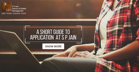 Sp Jain Global Mba Contact by A Step By Step Guide To Your Admission Process Sp Jain
