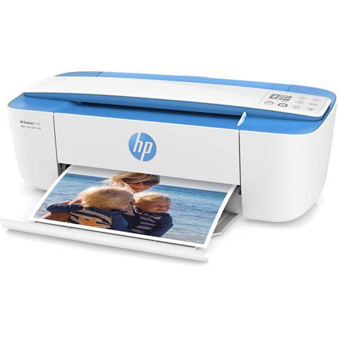 Printer Deskjet All In One hp deskjet 3755 all in one inkjet printer blue j9v90a
