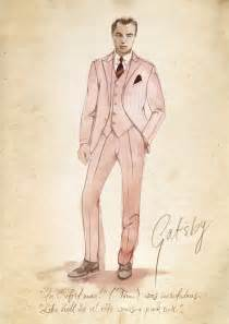 The exquisite clothes in the great and glamorous gatsby george
