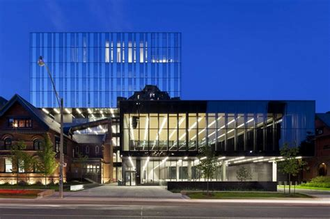 Uni Of Toronto Mba by Rotman School Of Management By Kpmb Architects