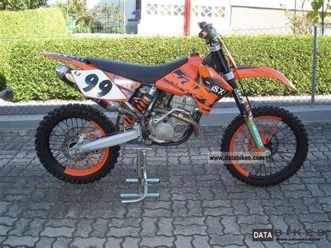 Ktm 250 Sxf 2006 2006 Ktm 250 Sxf F Sx Sx F Sx