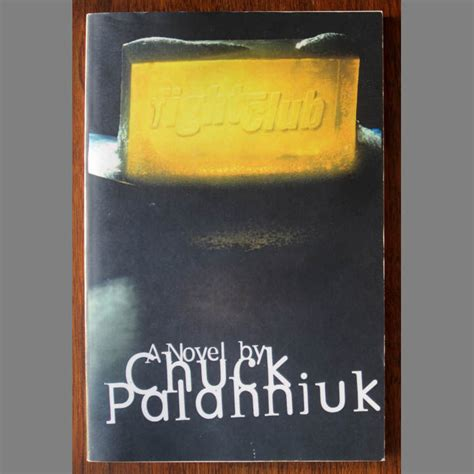 fight club 0393039765 fight club by chuck palahniuk paperback first edition 1996 from dale steffey books and