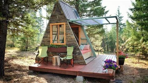 this cabin will give you serious summer c