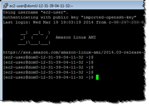 amazon linux amazon linux ami 2014 03 is now available aws news blog
