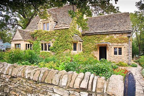 Cotswold Cottages by Greenfield Livebetterbydesign S