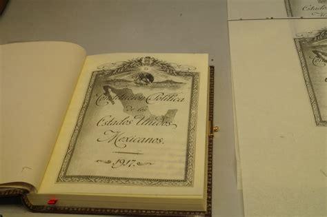 1917 constituci n pol tica de los estados unidos mexicanos inici 243 la impresi 243 n de la constituci 243 n pol 237 tica de los