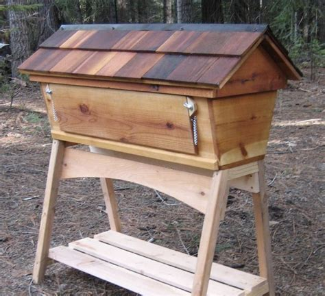 Best Bee Hive Plans Build A Hive Help The Bees Total Bee House Plans