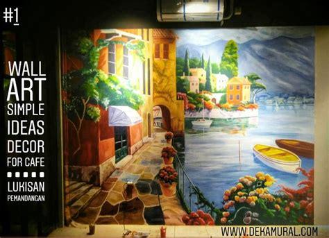 gambar dinding cafe hitam putih hiasan dinding poster