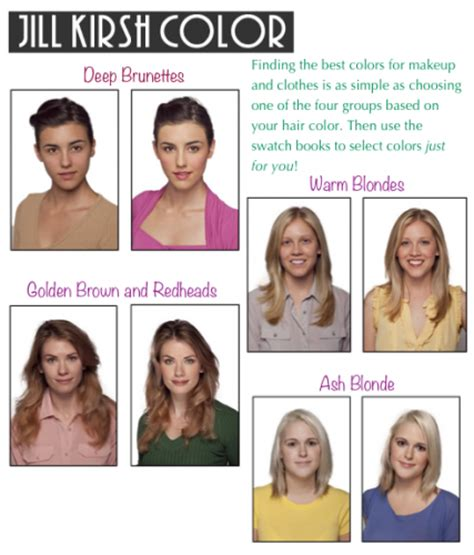choosing hair color in 40s how to choose clothes colors and makeup popcosmo