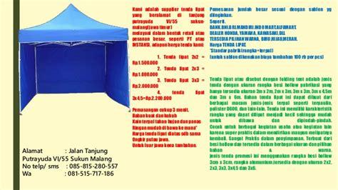 Tenda Lipat 2x2 Dinding Pesanan Agan tenda lipat bekas tenda lipat 3x6 tenda lipat mobil 085 815 280 5