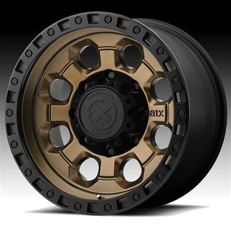 Handmade Wheels - atx ax201 ax201 bronze 18x9 5x5 35mm ax20189050635 ebay