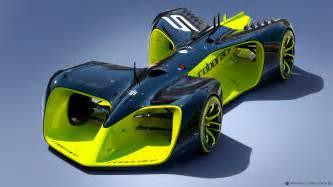Electric Car Racing Meet Roborace Autonomous All Electric Racing Cars Are