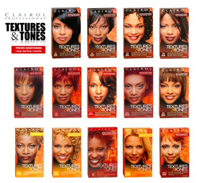 clairol textures and tones color chart facts and tips to help avoid diy hair color mistakes