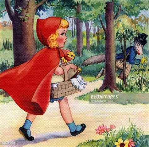 Little Red Riding Hood English Fairy Tale For Kids Youtube | little red riding hood stock photos and pictures getty