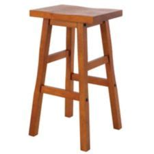 Shinto Stool by For Living 26 In Shinto Stool Oak Canadian Tire