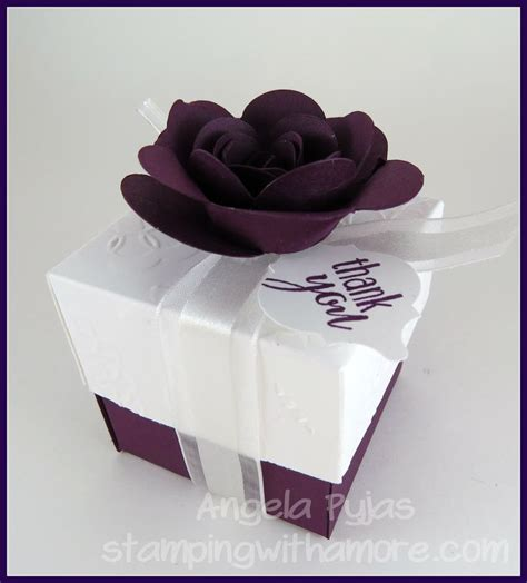 Wedding Favor Boxes Ideas by Wedding Favor Box For More Papercrafting Ideas Visit Http