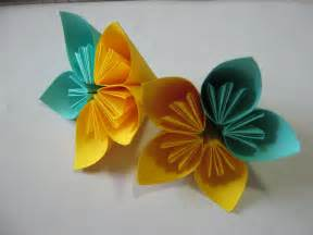 tutorial origami flowers learn 2 origami origami
