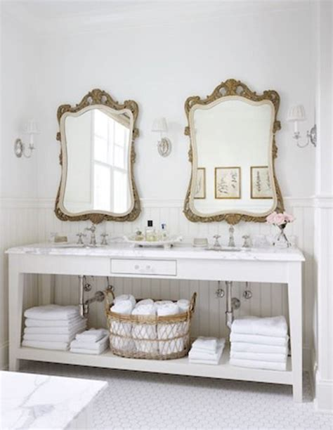 french style bathroom mirror 25 best ideas about french cottage style on pinterest