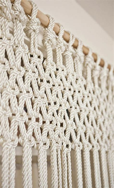 Of Macrame - the of macram 233 and how it can be used around the home