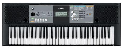 Keyboard Yamaha E233 yamaha psr e233 portable keyboard 61 key zzounds