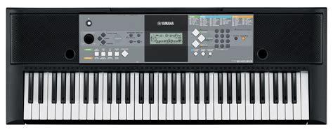 Keyboard Yamaha New yamaha psr e233 portable keyboard 61 key zzounds