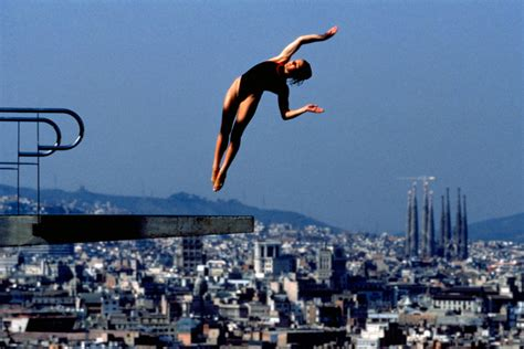 barcelona olympics riding high why did barcelona boom hi this is barcelona