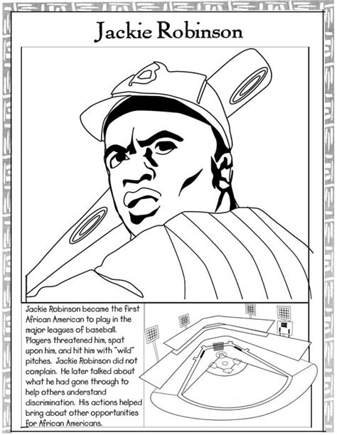 Free Printable Black History Coloring Pages black history month coloring pages coloring home