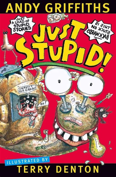 justice for some books booktopia just stupid just series book 3 by andy