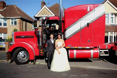 Wedding Car Track by Wedding Truck Wedding Truck Hire In Woking Surrey