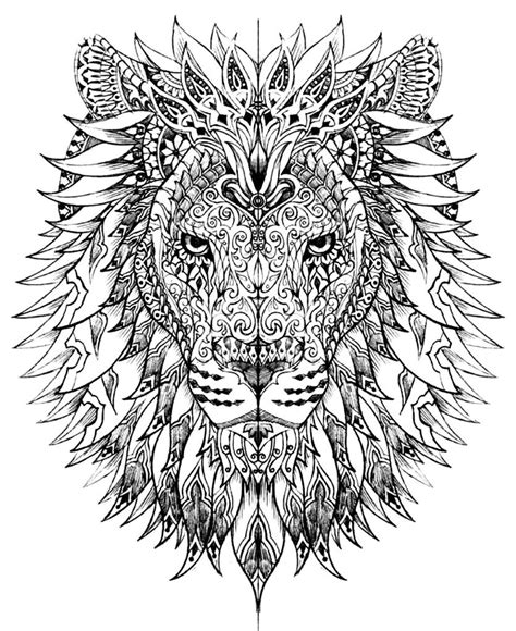 coloring pages awesome and beautiful mandala at free