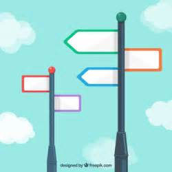 Sign Post Template by Signpost Vectors Photos And Psd Files Free
