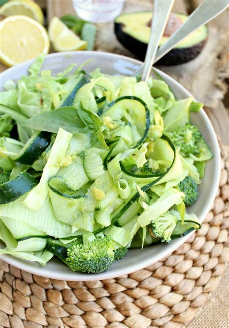 Green Detox Salad Madeleine by 1000 Ideas About Green Monsters On