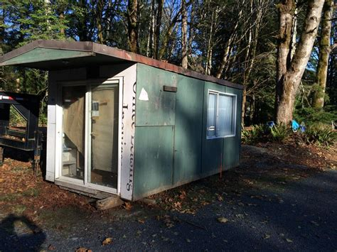 Skid Shed by Portable Shed On Skids Oak Bay