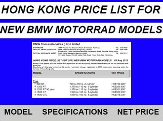 Bmw Motorrad Malaysia Career by Bmw Concessionaires Hk Limited Autos Post